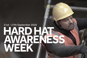 brain injury charity Hard Hat Awareness Week