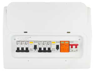 Contour face on with surge protection from Hamilton Litestat