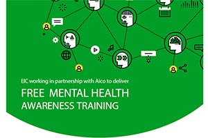EIC and Aico mental health awareness
