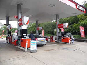 Leasevan Petrol Station