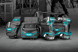 Makita's third generation of accessories
