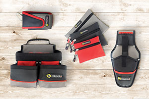 The new C.K Magma Toolbelts and Accessories