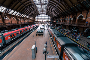 Digitisation drives train stations for the better