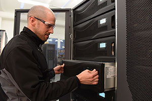 CENTIEL & G4S Facilities Management Team-up To Provide Critical Power Protection for Channel Islands' UPS Installations