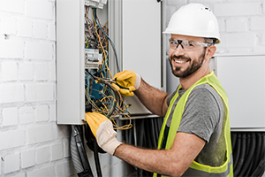 how can electricians earn themselves a five-star review