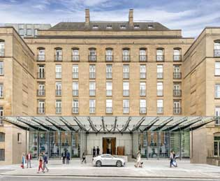 Advanced Emergency Lighting Protects Exclusive Knightsbridge Hotel