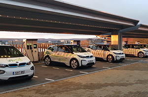 SWARCO eVolt reports record year for its EV charging business.