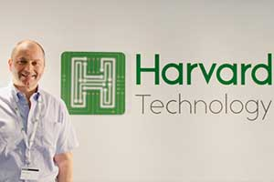 Harvard Technology, a pioneer in smart wireless lighting solutions, has appointed Gary Lynch as Chief Executive Officer (CEO).