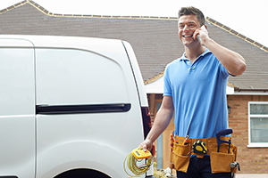 self-employed electricians