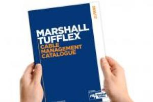 2016 Marshall Tufflex Cable Management Catalogue