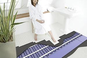 Ambient Electrical underfloor heating