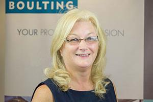 Boulting appoints new HR director
