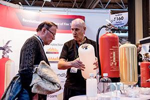 The Fire Safety Event returns to NEC this April