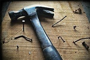 Hammer for DIY Fixes