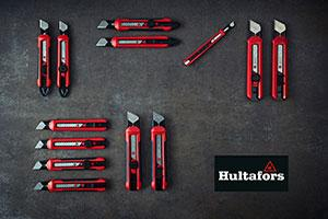 Hultafors Tools new range of Snap-Off Knives