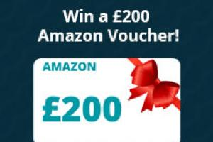 Win a £200 Amazon Voucher With Joblogic