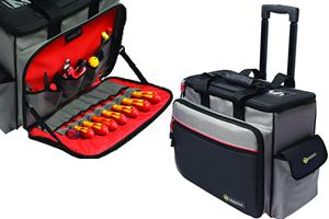 The New C.K Magma Wheeled Tool case