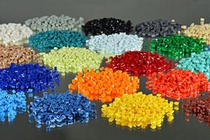 Multi coloured Plastic components that are made by Essentra Components.jpg