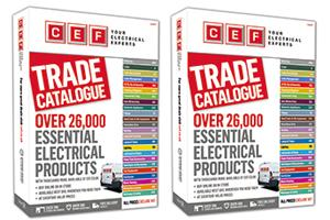 The new CEF trade catalogue