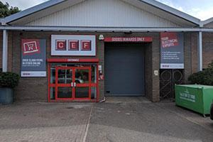The new CEF Store in Stratford-upon-Avon
