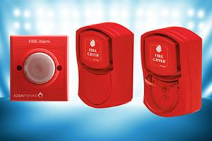 The new Vimpex fire safety range