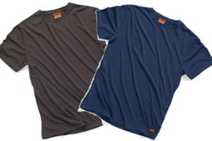The new Workwear T-shirts from Scruffs