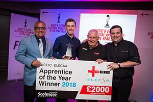 NICEIC and ELECSA announce Electrical Apprentice Competition 2019