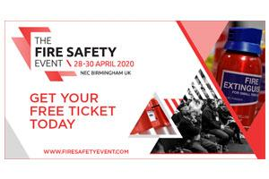 Fire Safety Event promo