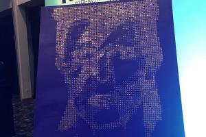 David Bowie - ForgeFix turns fastening into an art and raises £1000 for charity