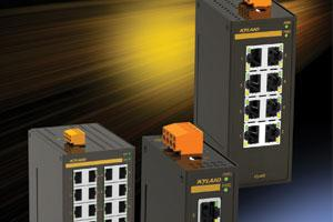 Switchtec's cost effective Ethernet switches provide storm protection for industrial users