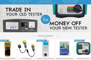 PAT testing website