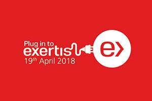 Exertis channel event