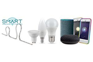 Crompton Lamps LED Smart Wireless Lighting Range