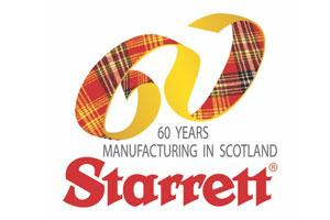 Starrett celebrates 60 years of UK manufacturing