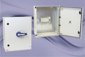 Switchtec enclosed switch disconnectors