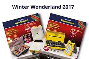 Carl Kammerling International's Winter Wonderland Promotion Makes Hero's Return