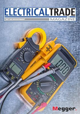 Test and measurement front cover